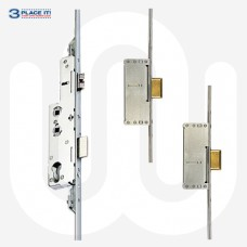 Avocet Style 3PLACEIT Lock - 2 Deadbolt