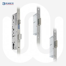 ERA Style 3PLACEIT Lock 20mm Faceplate - 2 Deadbolt