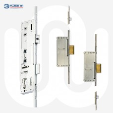 Safeware Style 3PLACEIT Double Spindle Lock - 2 Deadbolt 2 Roller