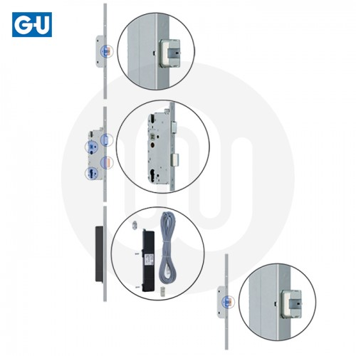 sc 1 st  North West Hardware & GU Secury Automatic Lock for UPVC Doors