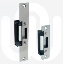 Electronic Latch Deadlock Strike For Upvc Fail Secure