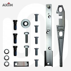 Axim Standard Side Load Arm T with Finger Trap