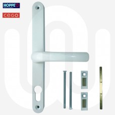 Cego / Hoppe Sprung 70mm Door Handle with an 8mm Spindle