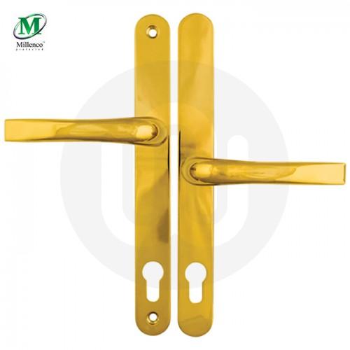 Millenco Upvc Door Handle 117mm Lever Lever