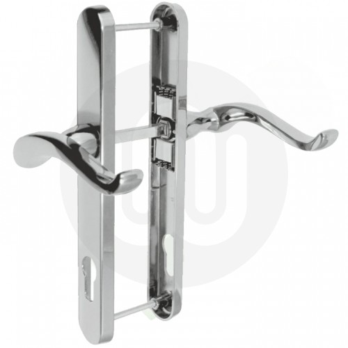 Fab Amp Fix Swan Neck Sprung Door Handle
