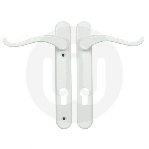 Fab Amp Fix Swan Neck Door Handle