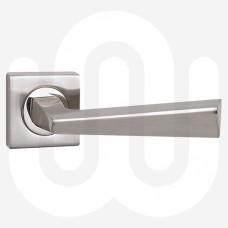 Cannes Lever Handle on Rose