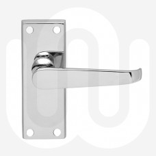 Latch Timber Handles - Long Plate