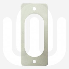 Oval Timber Escutcheon