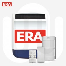 ERA Valiant Wireless Solar Siren Alarm Kit E1B