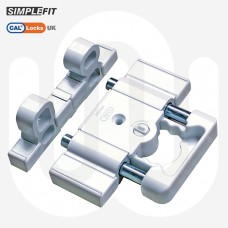 CAL Cobra Double Security Bolts for Doors & Windows