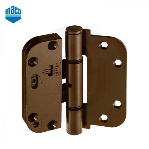 Maco Pro Door T80c 3d Adjustable Hinge For Timber Composite Doors Pack Of 3