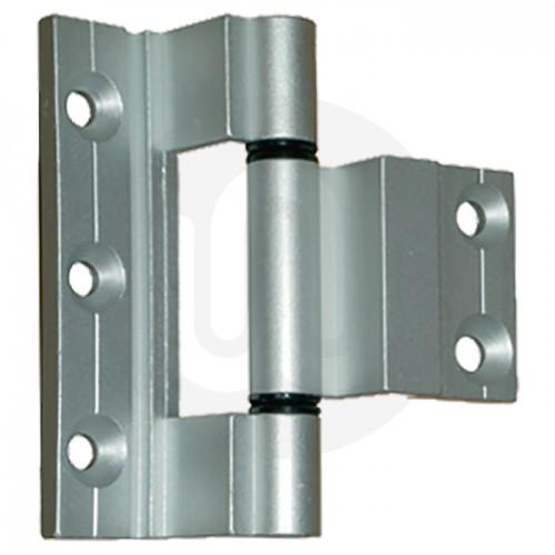 Aluminium Rebated Hinge