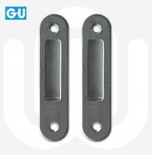 GU Deadbolt Keep for Timber Doors 54-56mm