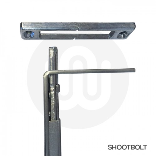 Simplefit Latch / Hook / Deadbolt / Shootbolt All-Rounder Keep