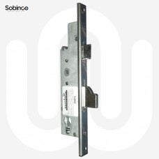 Sobinco Centre Mortice Lock - U Faceplate