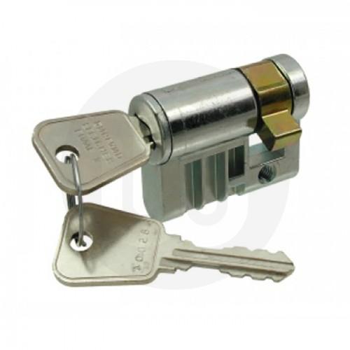 Garage Door Euro Profile Lock
