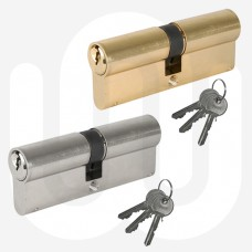 Standard Euro Cylinder - Pack of 10 Mixed