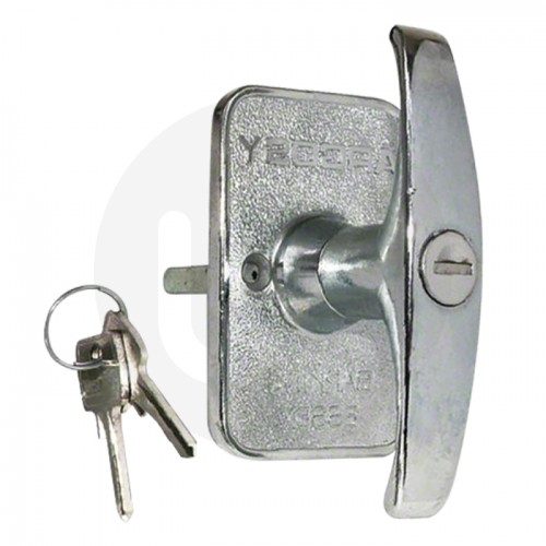 2 Hole Garage Door Lock