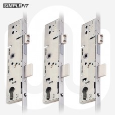 SIMPLEFIT Overnight Door Lock - Pack of 3