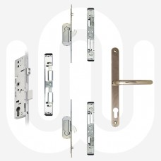 Surelock 92mm Replacement Kit incl. Handle