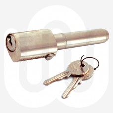 Ultra Thin Oval Bullet Lock - Keyed alike pairs