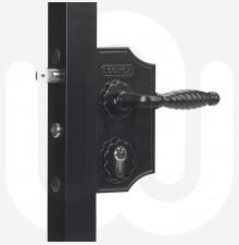 Ornamental Gate Lock - Small