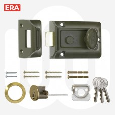 ERA Traditional Non Deadlocking Nightlatch