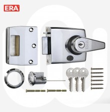 ERA Dead Locking Nightlatch 60mm