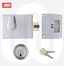 Union Nightlatch Rollerbolt