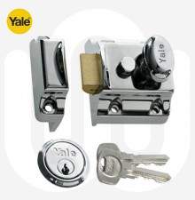 Yale Traditional Non Deadlocking Nightlatch 40mm