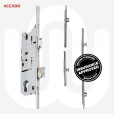 Accado Door Lock Replacement Kit 2 Roller 2 Mushroom