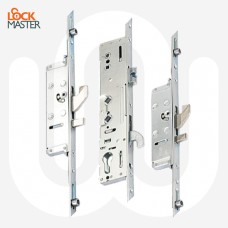 Lockmaster 3 Hooks 2 Anti-lift Pins 4 Rollers