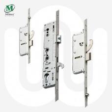 Millenco MA80017SA Mantis 3 92 3 Hook 2 Deadbolt 2 Roller