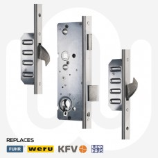 NWH 2 Hook Replacement - U-Rail Faceplate