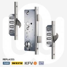 NWH 2 Hook Replacement - U-Rail Faceplate