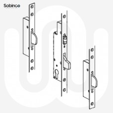 Sobinco 3 Deadbolt Roller Catch