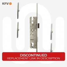 KFV 4 Roller - U-Rail Faceplate