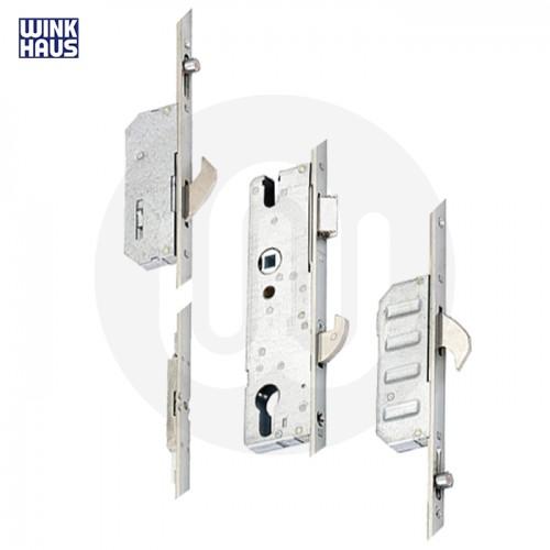 Winkhaus Scorpion Latch 3 Hooks 2 Rollers Split Spindle 35mm Backset