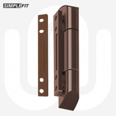Simplefit Standard Butt Hinge 122mm