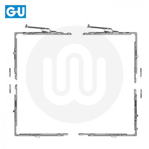 GU Driven Corners (Set of 4)