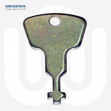 Siegenia (SI) Top Arm Receiver Key