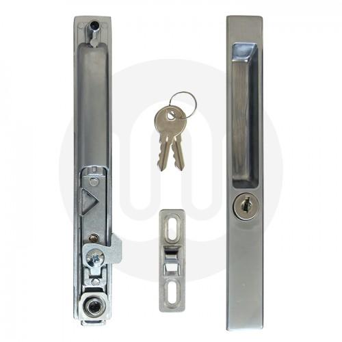 Bpl Dns Industries Inline Patio Door Lock Shaw