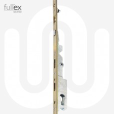 Fullex Inline Patio Door Lock - 2 pins on frame
