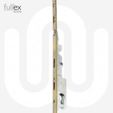 Fullex Inline Patio Door Lock - 4 pins on frame