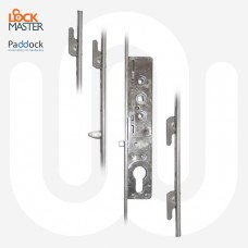 Lockmaster 4 Hook Patio Door Lock