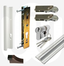 Full Patio Door Kit