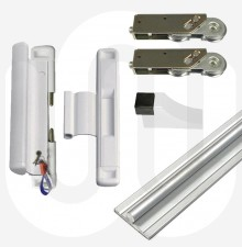 Internal Patio Door Kit for Double Doors