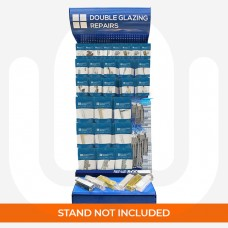 Double Glazing Repair Wall Display or Stand Stock (Stand Not Included)