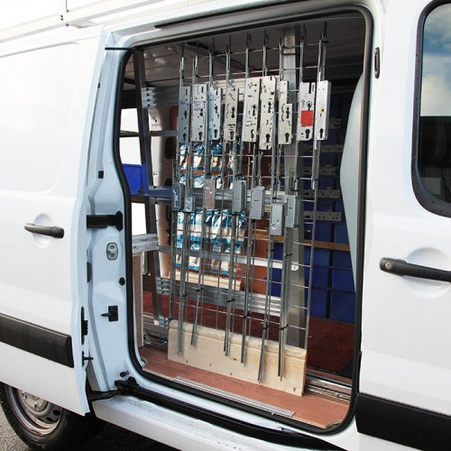Double Glazing Repairs Van Starter Pack